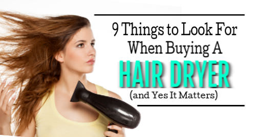 what makes a hair dryer good