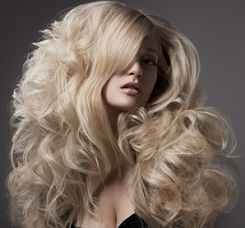 thick lush extensions