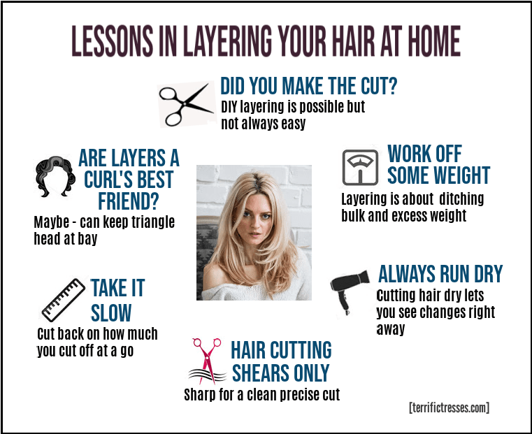 layering your own hair, how to cut face framing layers yourself, layered haircut techniques, how to layer your own hair, benefits of layered hair, how to cut long layers in your own hair, how to cut layers at home, how to layer your own hair with scissors at home, long layered haircut techniques, adding layers to hair