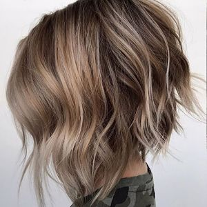 short beachy waves