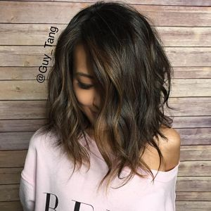 beachy waves short hair