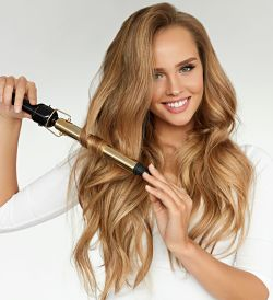 The Best Curling Irons For Fine Hair Mean Effortless Elegance Terrific Tresses