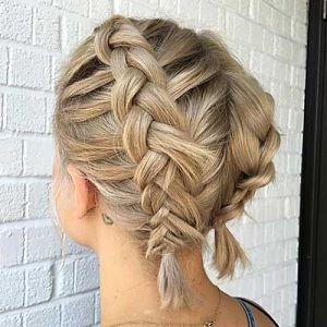 braided bob