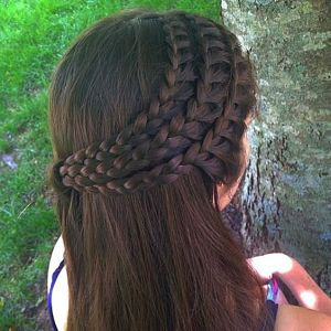 triple braided