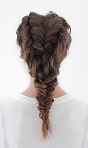 doubled braid
