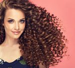 is gel good for curly hair
