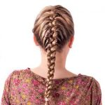 tips for french braiding your own hair