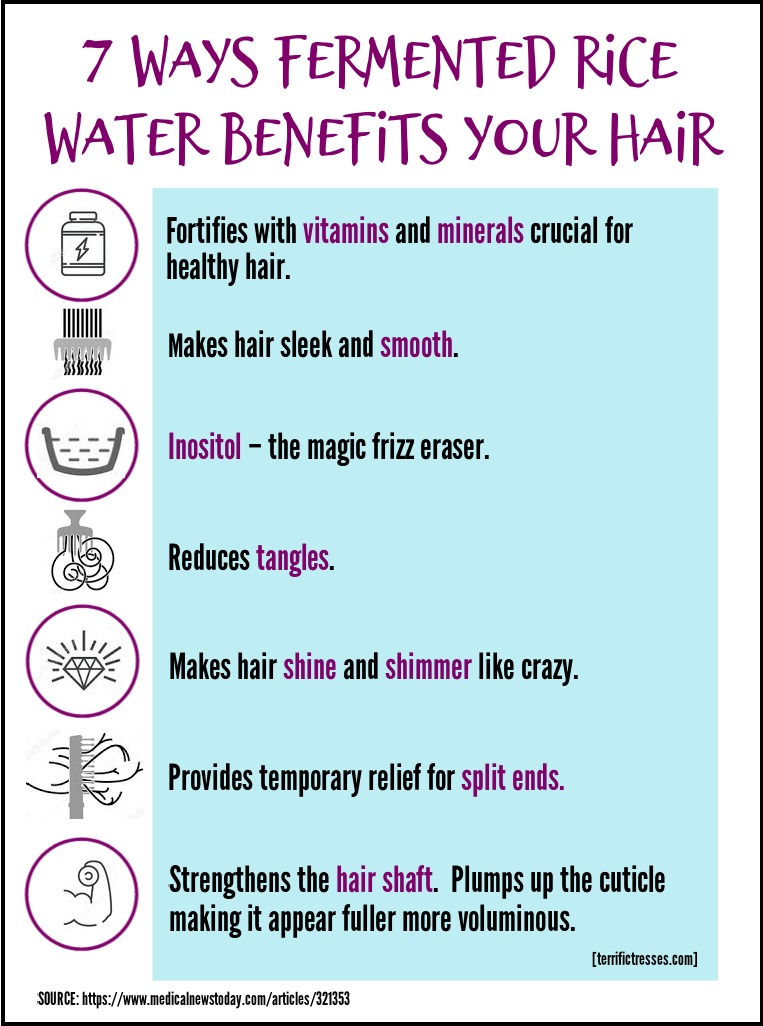 what is fermented rice water, fermented rice water benefits, what does fermented rice water do for your hair, can you use rice water on low porosity hair, fermented rice water for hair, how long does fermented rice water last, can fermented rice water go bad