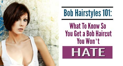 cute bob haircuts