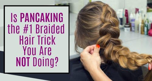 how to pancake braids