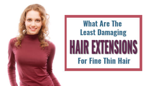 best extensions for thin hair