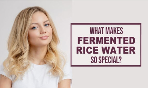 what is fermented rice water