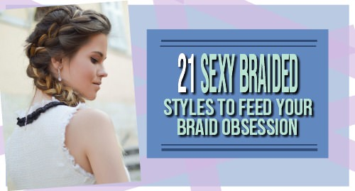 sexy braided hairstyles