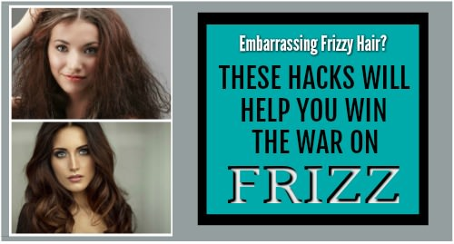 how to beat the frizz