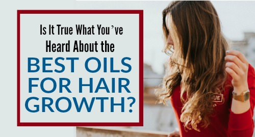 best oil for hair