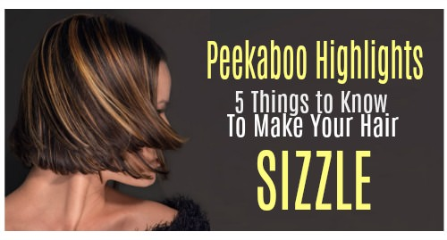 Peekaboo highlights 5 things to know to make your hair sizzle peekaboo hair solutioingenieria Image collections
