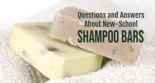 do shampoo bars work