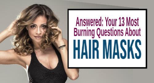 what do hair masks do