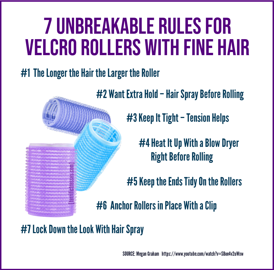how to use velcro rollers on fine hair, do velcro rollers work on fine hair, velcro rollers for fine hair,  best velcro rollers for fine hair