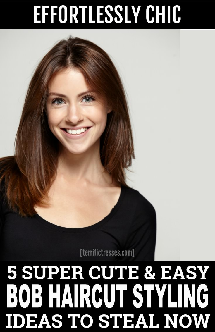 Need some sassy yet simple and chic inspo to ignite that long bob?  These 5 hairstyles can truly add some pop to your look while earning some serious style points. They also put gawkers on notice that looking cute, cool and sexy never felt so good. So why not you why not now?  | TerrificTresses.com