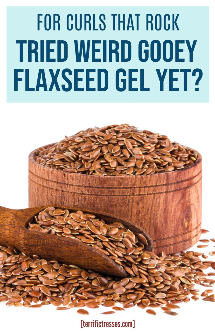 How To Make Fab Flaxseed Gel For Curly Hair