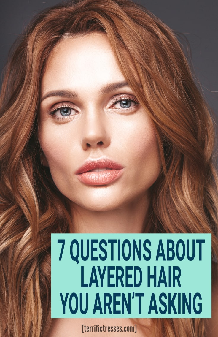 How To Cut Layers In Hair Yourself | Q&A Reveals the 411