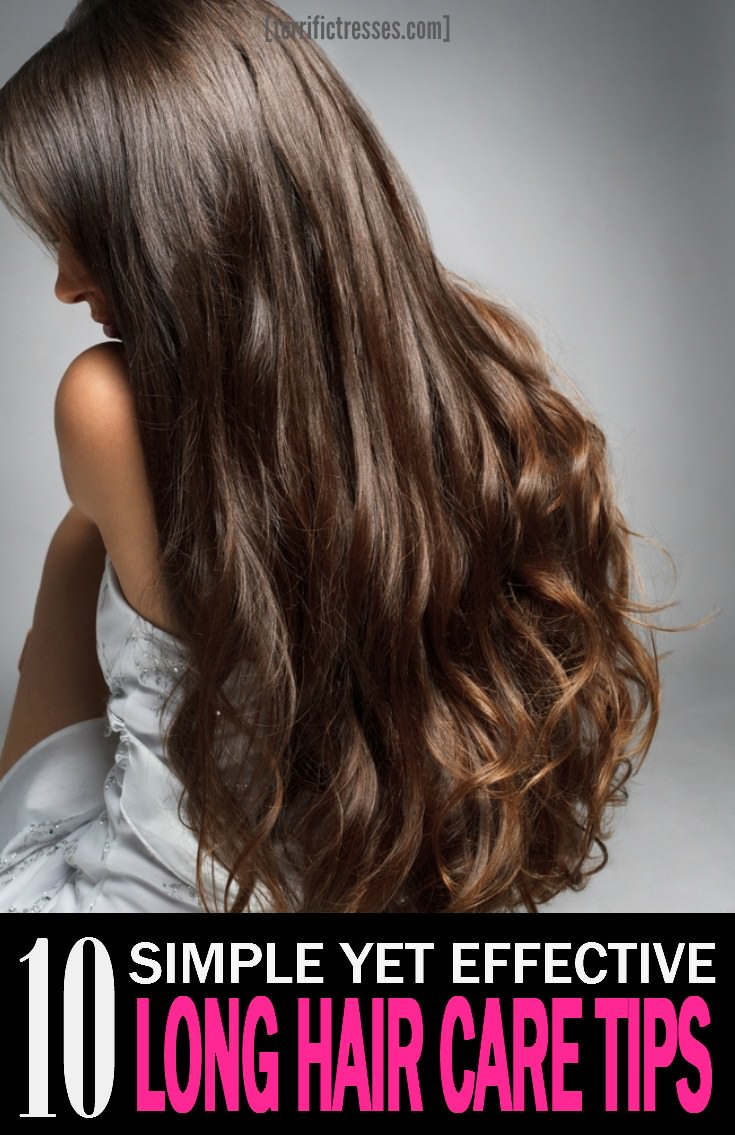 Okay so you've got hair issues only girls with long hair might understand.  Because we all know more hair means more problems, right?  Wrong.  Yeah sometimes your hair care routine can be daunting.  Just ask Rapunzel.  Yet this crash course in long hair care can help get your hair's