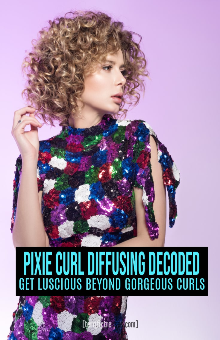 Not Pixie Curl Diffusing? – Then You're Diffusing Wrong!