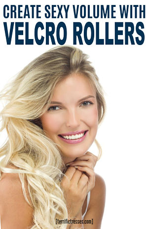 do velcro rollers damage hair