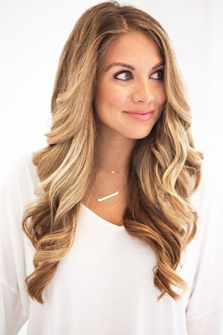how to curl straight hair