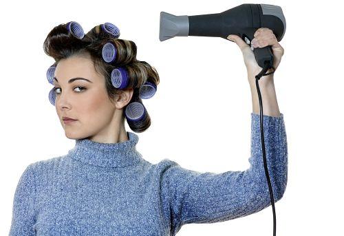 large velcro rollers, medium velcro hair rollers