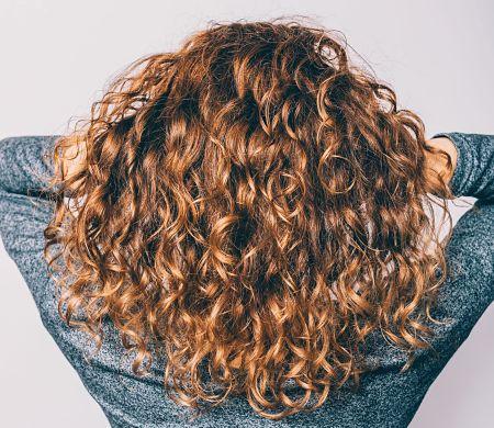 how to get rid of gel cast curly hair, break gel cast
