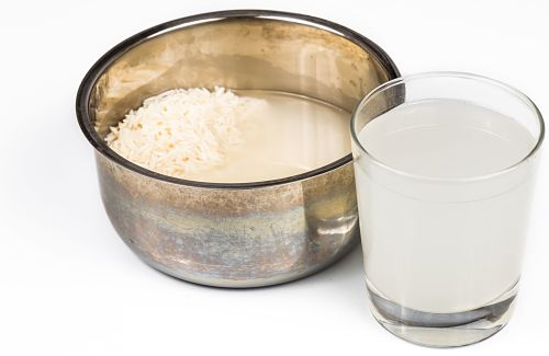 can fermented rice water go bad