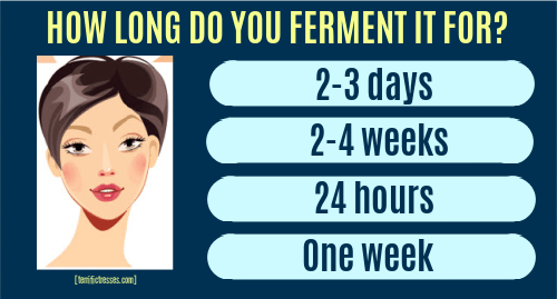 how to make fermented rice water for hair, can i ferment rice water for a week