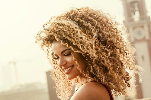 curly hair techniques