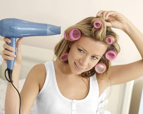 do velcro rollers work on fine hair