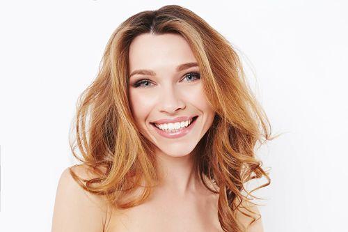 blue shampoo for brassy brown hair, brassy brunette hair