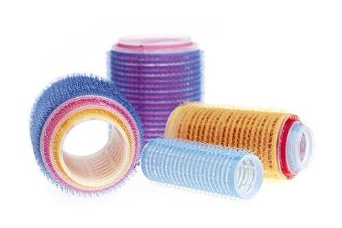 velcro hair curlers, velcro rollers for volume