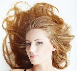 hair with body