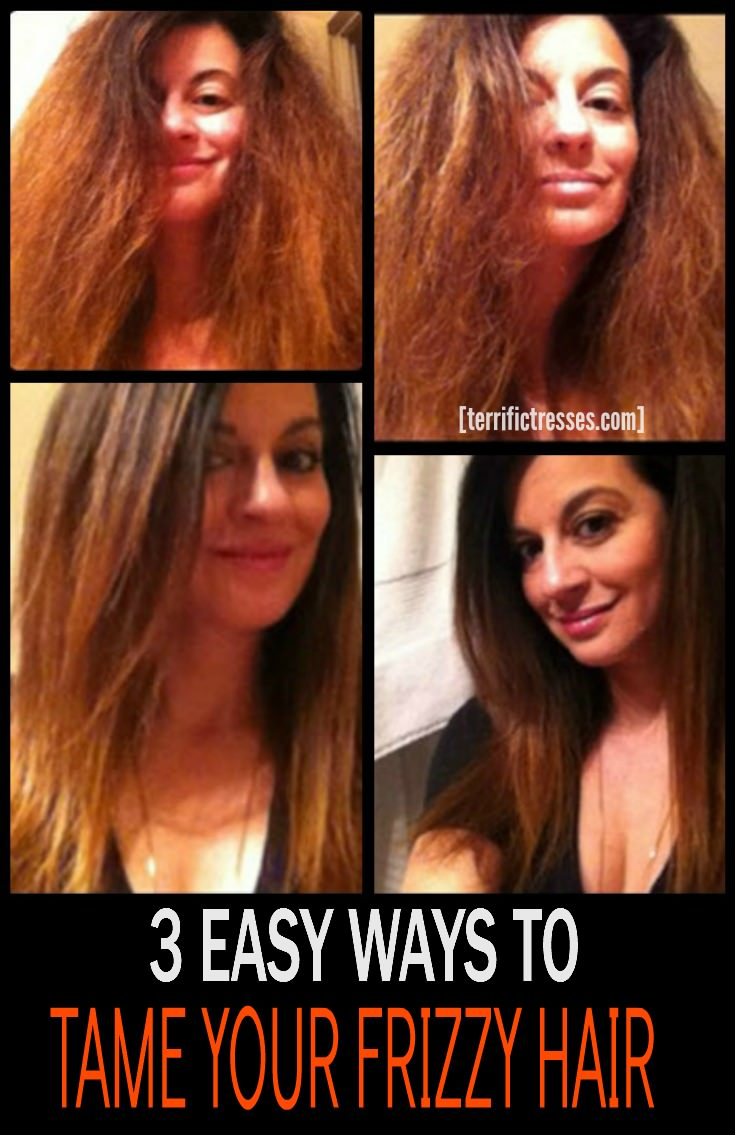 Does humidity frizz up your hair on contact?  Does that leave your locks looking a little (or a lot) less than fabulous?  Is the daily frizz fight wearing you out?  If you could use some proven frizz tamers or just covet smoother, sleeker hair so you feel prettier then the foolproof ideas found here should help.
